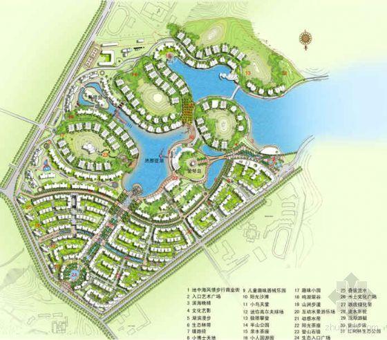 [南海]住宅小区景观规划方案设计