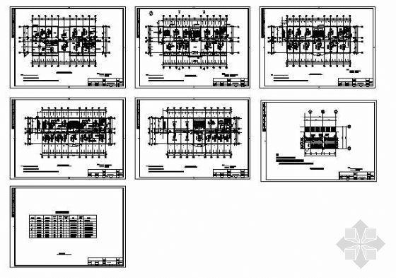 vrv办公楼空调设计资料下载-北京某办公楼VRV空调设计