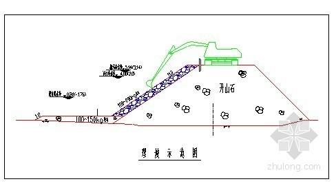 [辽宁]增建宽厚板轧机及配套项目水域工程施工组织设计