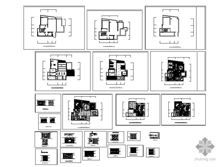某三层洋楼室内装修图_4