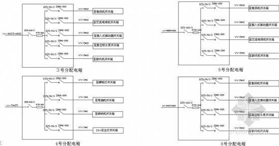 [广东]基础临时用电施工组织设计(桩承台基础)