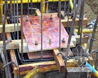 提高钢结构基础预埋螺栓的安装质量(QC成果)