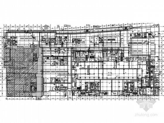 [湖南]超高层商业综合体全套电气图纸190张(含变电所图纸、详细负荷计算书)