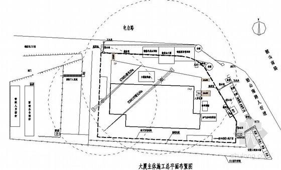[湖南]高层办公楼安装工程施工组织设计(中建 鲁班奖)