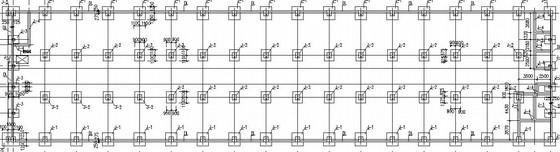 2层门式钢架车间结构施工图