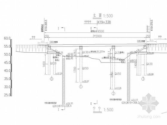 [湖北]3X20m预应力后张法先简支后连续小箱梁桥施工图71张