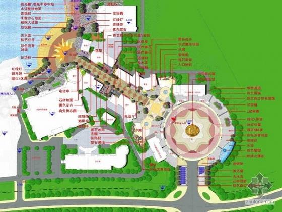 上海主题公园方案设计