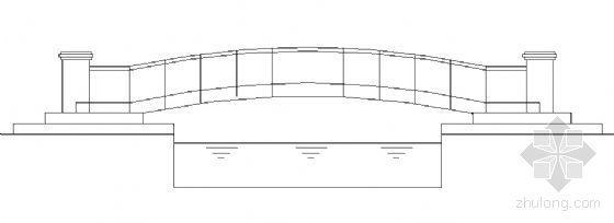 拱桥施工图