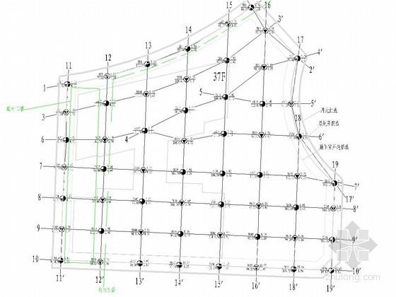 [广东]超高层建筑勘察报告(图表数据齐全)