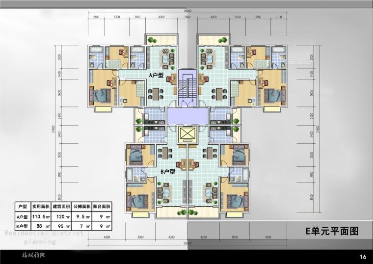 居住区规划与住宅设计_7