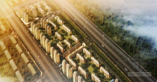[北京]生态示范区环境整治定向安置房项目监理规划(106页 图表丰富)