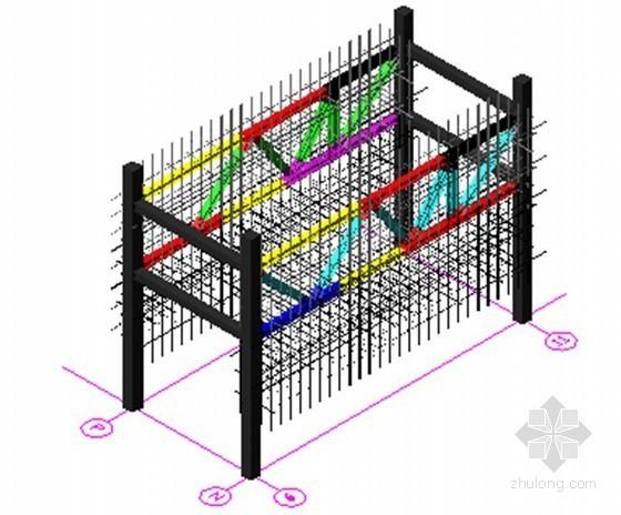 酒店工程钢桁架安装、焊接施工方案
