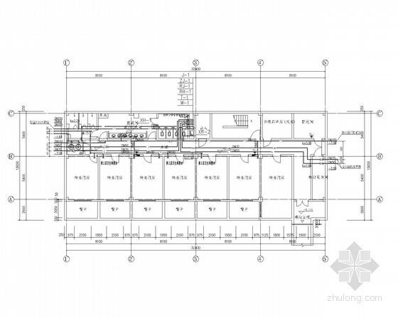 知名设计院高层建筑给排水施工图159张(含暖通)