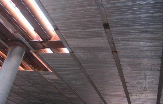 大跨度钢管混凝土楼板钢筋桁架模板施工技术汇报