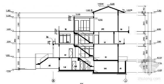 丹堤A区16、17、25号楼建筑施工图-2