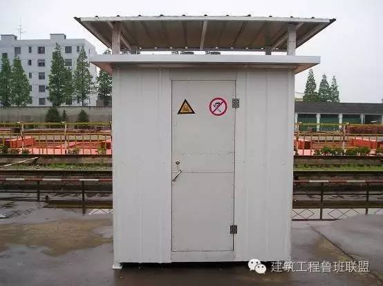 图解安全文明标准化工地防护设施做法,这可是最全的!_43