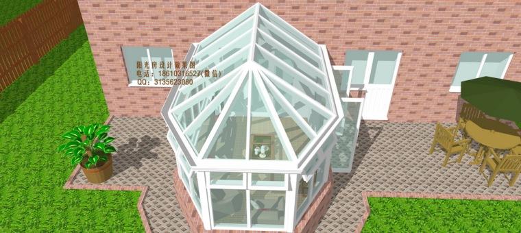 维多利亚式阳光房设计re_7