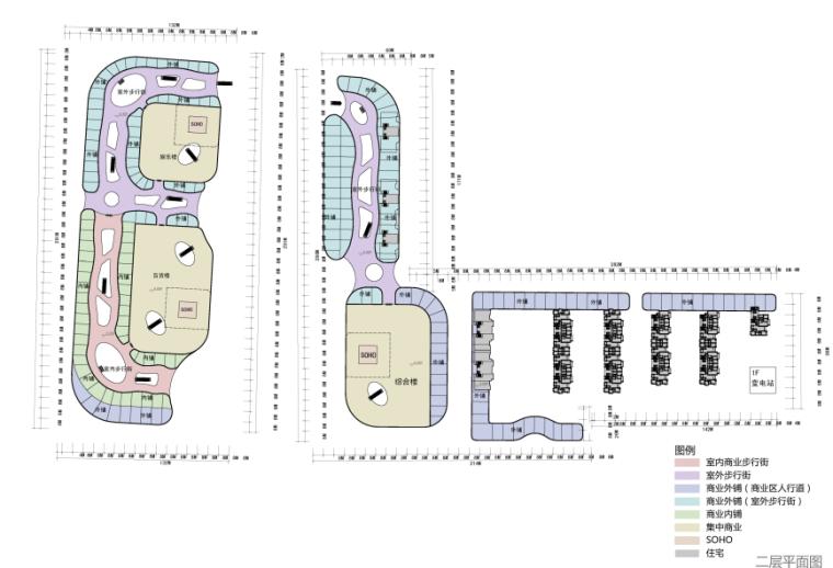 [河南]地标性超高层写字楼SOHO公寓及商业综合体方案(含CAD)_9