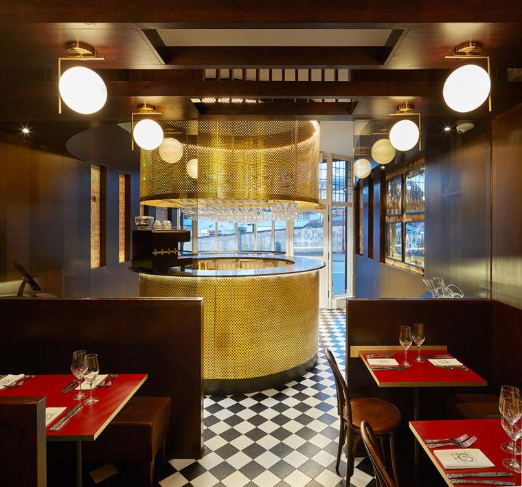 英国CocoRetro餐厅-12