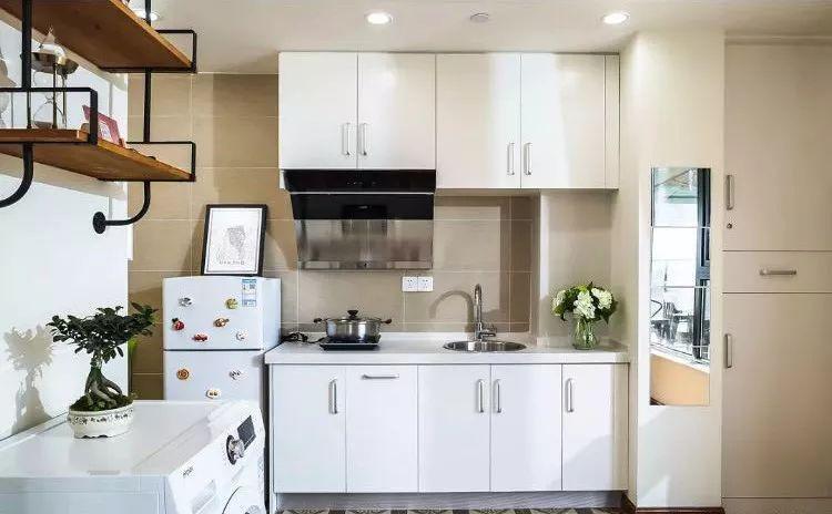 这样设计厨房,美观又实用,果断收藏~_10