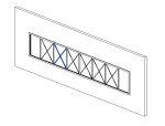 bim软件应用-族文件-房顶窗