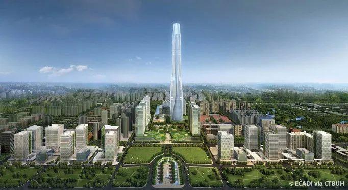 中国摩天大楼项目盘点_4