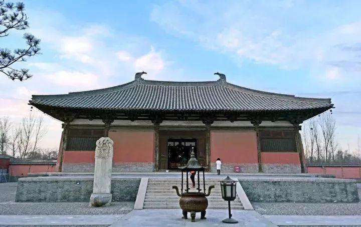 中国现存的木结构古建筑前50座,看一眼少一眼了~_27