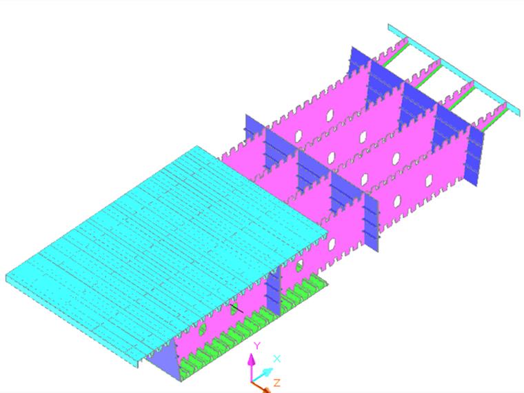 上跨铁路立交桥钢箱梁专项施工方案