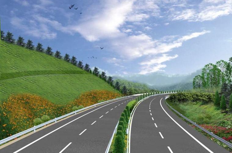 高速公路施工总体进度计划(含图表)