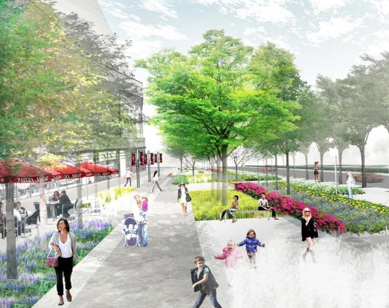 [吉林]万科长春净月公园景观深化方案设计-AECOM