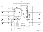 [江苏]现代美式风格套房住宅设计施工图(附效果图)