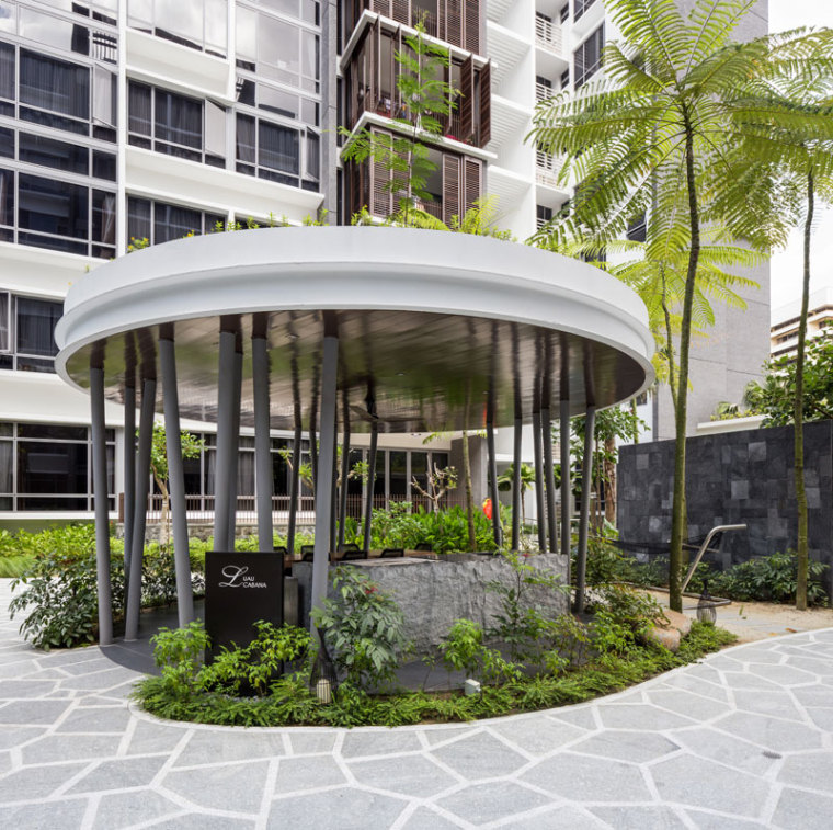 新加坡Lanai住宅区_13