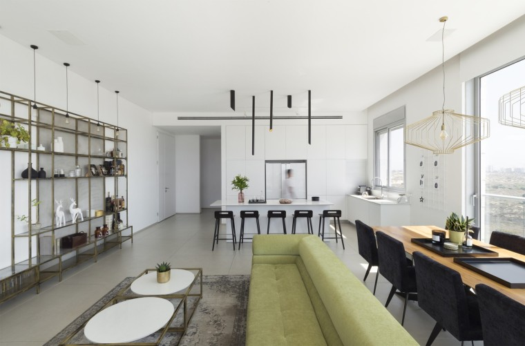 霍隆顶层公寓-1