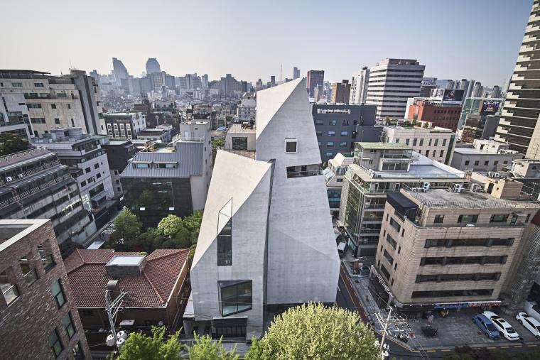 韩国ITower办公楼