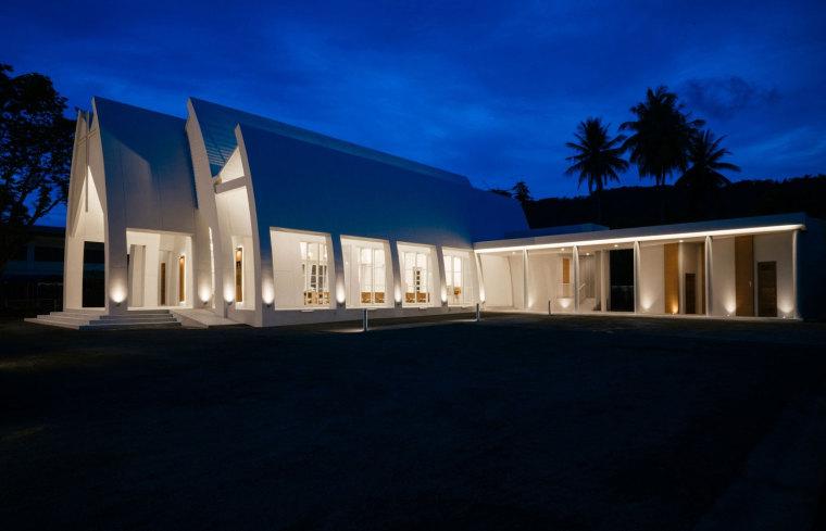泰国Mary基督教堂-10