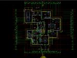 两层别墅施工图