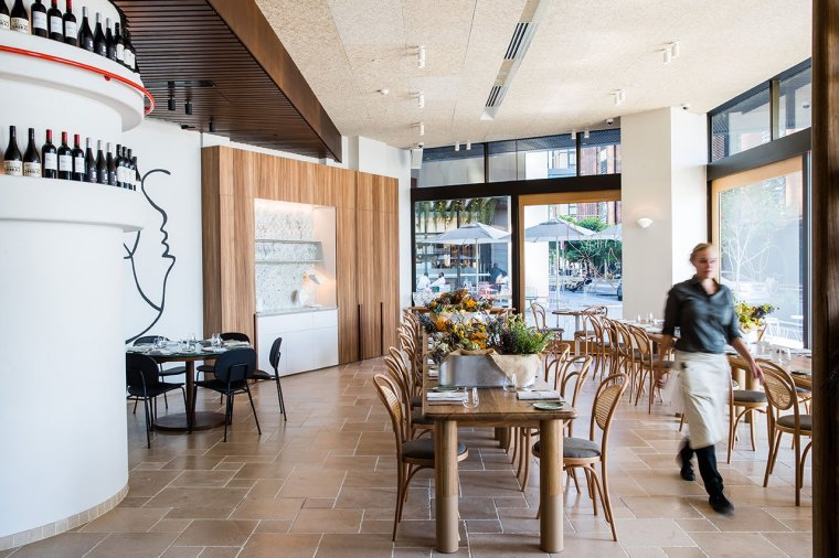澳大利亚Barangaroo海滨区Ete餐厅