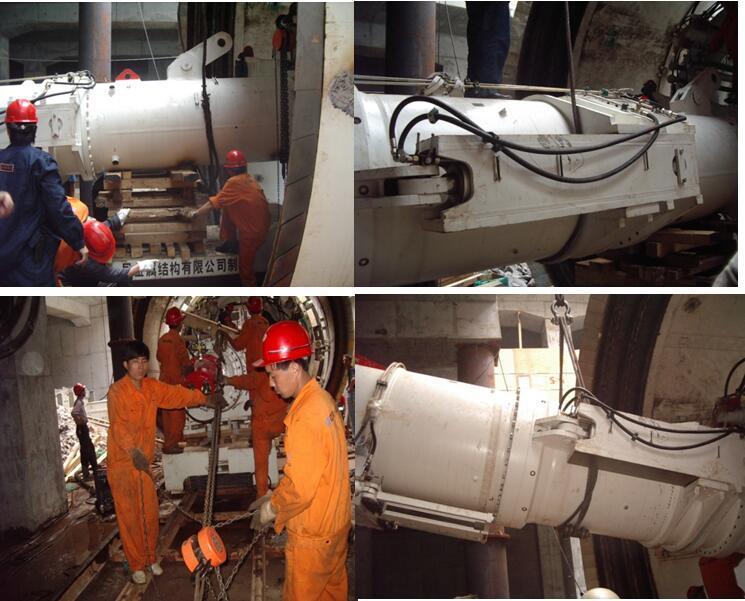 [湖北]轨道交通施工维尔特盾构机组装调试专项方案(47页)