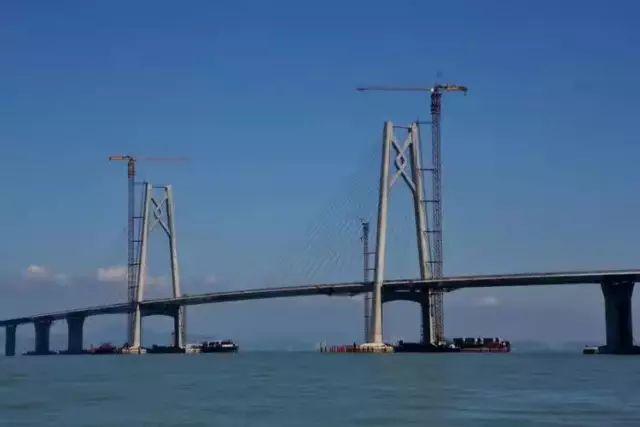 港珠澳大桥钢箱梁原来是这样建成的!_42