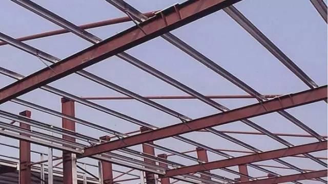 钢结构檩条安装施工工艺图文