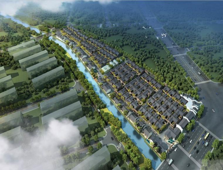 [江苏]18栋住宅及商业、文物展示、社区中心建筑设计施工图