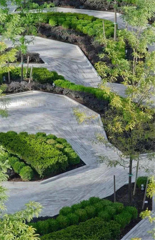 植物造景·实用景观设计来一波_1