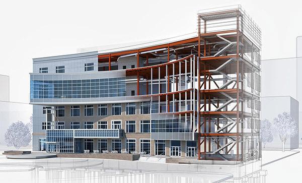 "BIM技术让建筑产业从""建造"" 走向""智造"""
