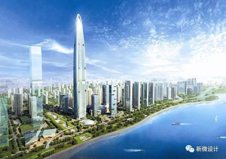 636米!中国第一高楼即将被刷新