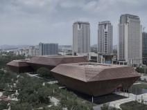 上饶市城市规划展览馆和档案馆