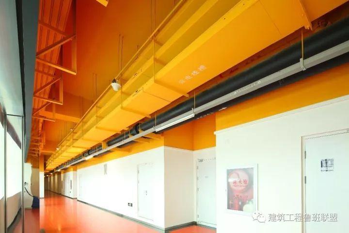精品机电安装工程赏析,亦庄云计算中心项目