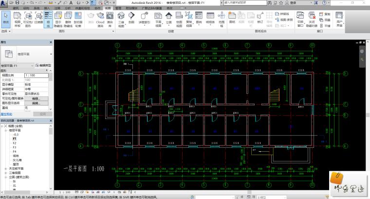 BIM Revit应用落地最后的瓶颈--施工图出图