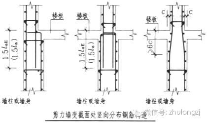 剪力墙钢筋工程量计算,钢筋算量最复杂构件,这个必须会!_40