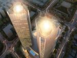 [浙江]超高层个中央国际广场CAD及方案设计全套图纸