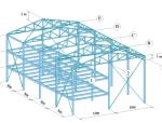 midas教程—厂房结构分析计算
